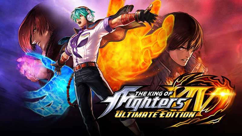 The King of Fighters XIV Ultimate Edition Recensione
