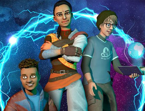 Reset Earth, un videogame per ricordarci dell'importanza dell'ozono