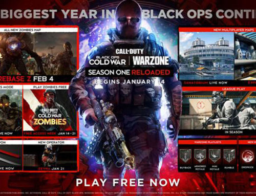 Call of Duty Black Ops: Cold War – La Stagione 1 continua