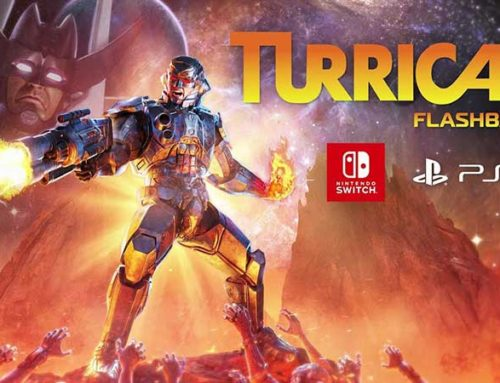 Turrican Flashback Recensione Playstation Switch