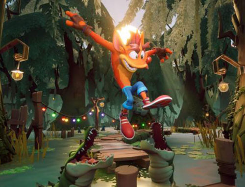 Crash 4 – Video Gameplay dalla Versione Playstation 5!