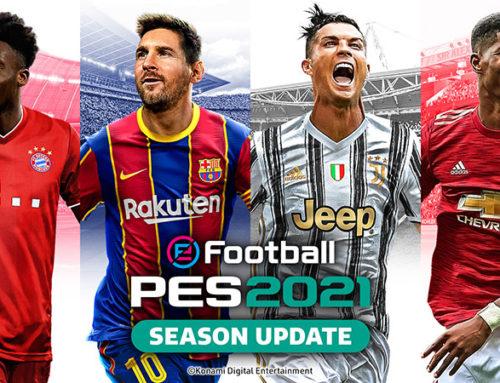 PES 2021 – Panoramica Matchday della settimana