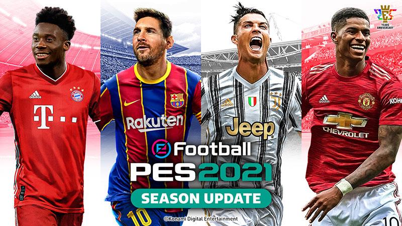 PES 2021