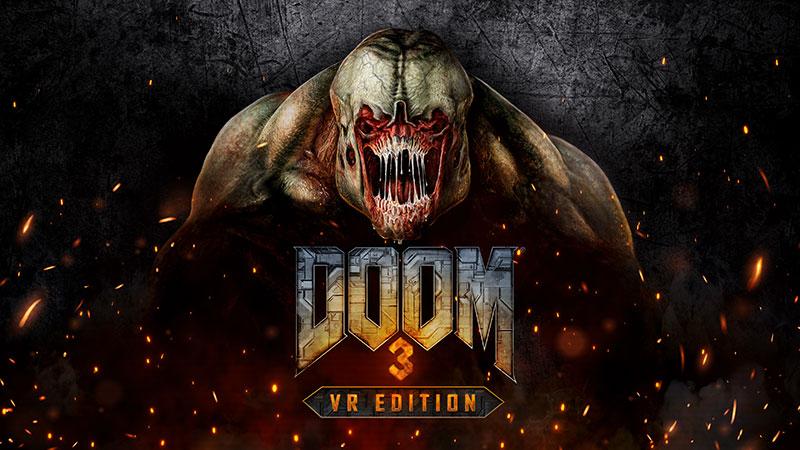 DOOM 3 Playstation VR