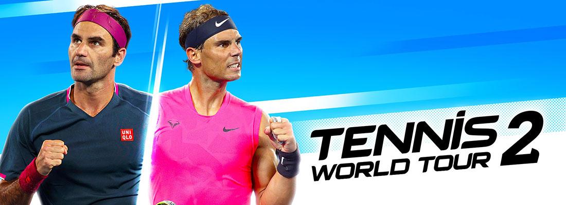 Tennis World Tour 2 Complete Edition Recensione