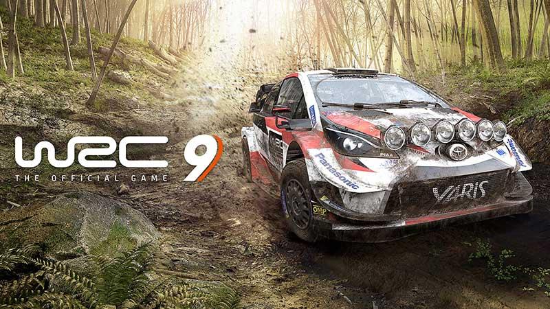 WRC 9 Recensione Nintendo Switch