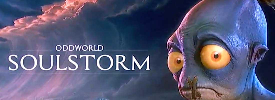 Oddworld Soulstorm Recensione