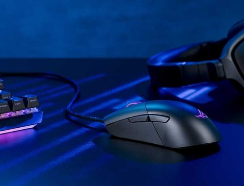 ASUS ROG annuncia il mouse Keris