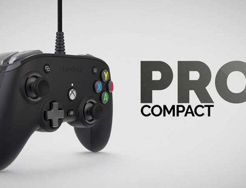 Nacon Pro Compact Controller Recensione