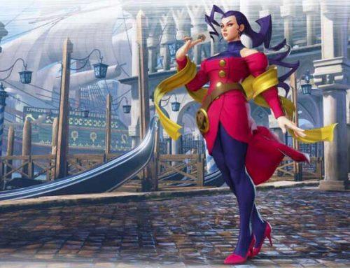 Rose è arrivata in Street Fighter V: Champion Edition