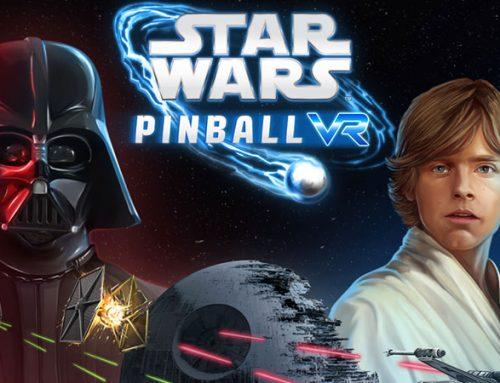 Star Wars Pinball VR Recensione