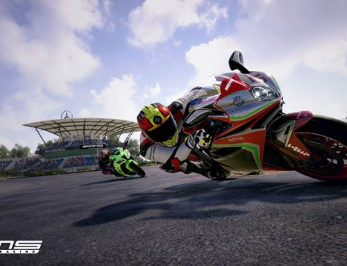 RiMS Racing: Aprilia protagonista del video gameplay