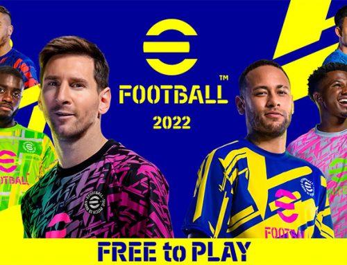 eFootball 2022 – Comunicato Ufficiale con Novità e Trailer di Lancio