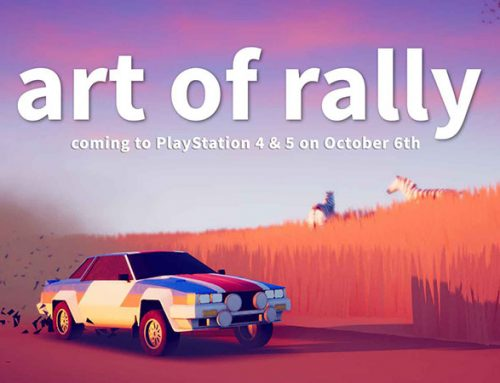 art of rally Playstation Recensione