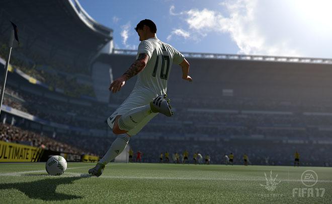 FIFA 17, tutte le novità: allenatori a bordo campo