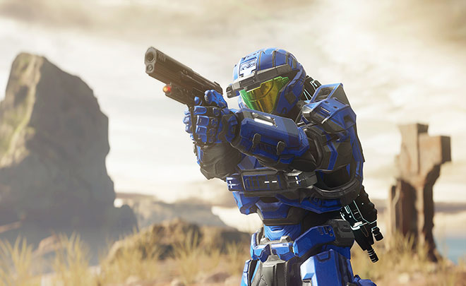 Halo 5: Forge disponibile da oggi sul Windows Store