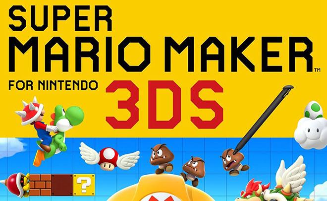 recensione super mario maker nintendo 3ds